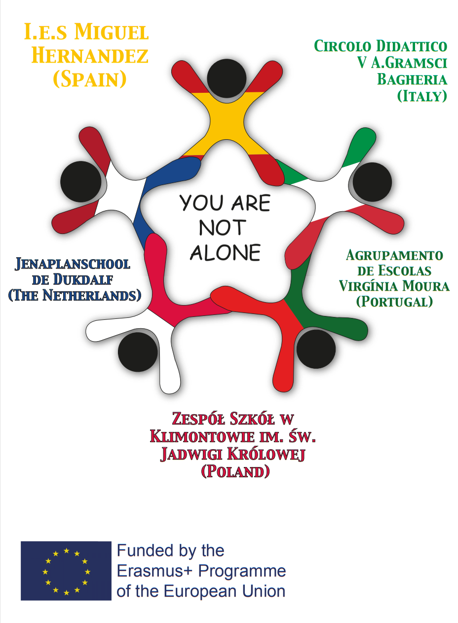 Logo Project You Are Not Alone De Dukdalf
